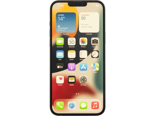 Apple iPhone 13 Pro Max front view