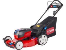 Toro 55 cm 60V Max Cordless Recycler Lawn Mower (21863)