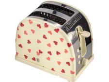 Russell Hobbs Pink Hearts 2 slice toaster
