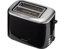 Morphy Richards Equip Black 2 Slice Toaster