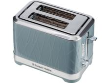 Russell Hobbs Structure 2 Slice Toaster Grey 28092