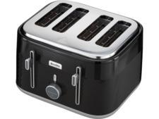 Breville Obliq VTT973 4-Slice Toaster