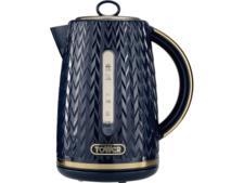Tower Midnight Blue 3KW Rapid-boil kettle