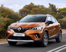 Renault Captur (2020-)