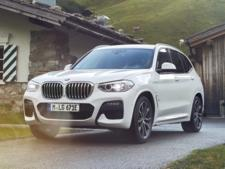 BMW X3 Plug-in Hybrid (2020-)