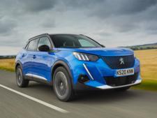 Peugeot e-2008 (2020-)