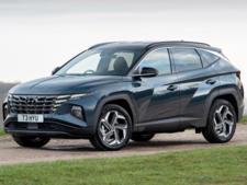 Hyundai Tucson hybrid (2021-)