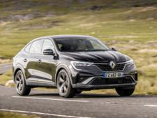 Renault Arkana hybrid (2021-)