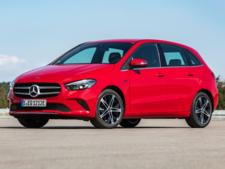 Mercedes-Benz B-Class Plug-in hybrid (2020-)