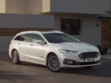 Ford Mondeo Estate Hybrid (2015-)