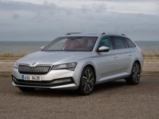 Skoda Superb Estate Plug-in Hybrid (2020-)