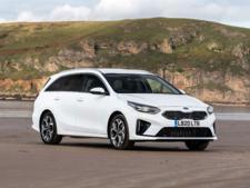 Kia Ceed Sportswagon Plug-in Hybrid (2020-)