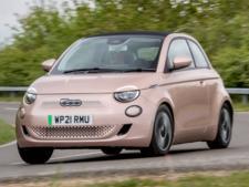 Fiat 500 Electric (2021-)
