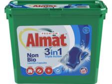 Aldi Almat Premium 3-in-1 Non-Bio Laundry Capsules