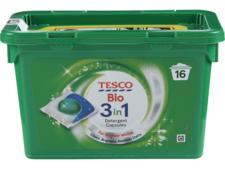 Tesco Bio 3 in 1 Detergent Capsules