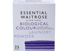 Waitrose Essential Bio Colour Laundry Powder