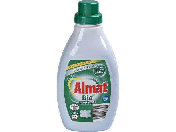 Aldi Almat Super Concentrated Bio Laundry Liquid front view