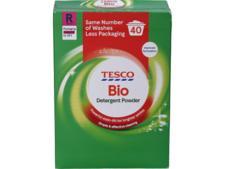 Tesco Bio Detergent Powder