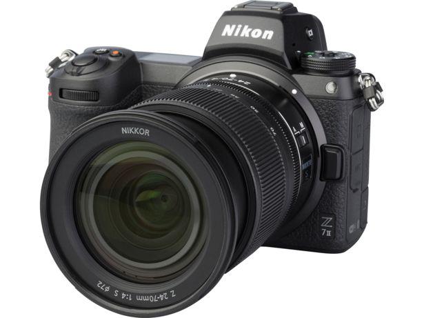 Nikon Z7 II front view