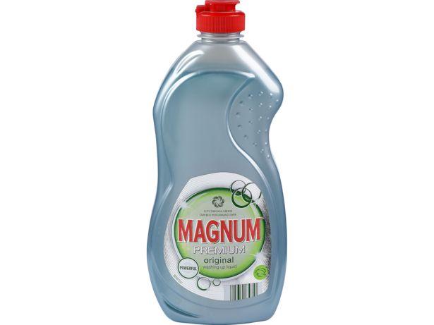 Aldi Magnum Premium Original front view