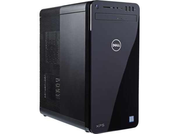 Dell XPS 8930 front view