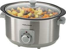 Morphy Richards 6.5L Sear and Stew Slow Cooker 461014