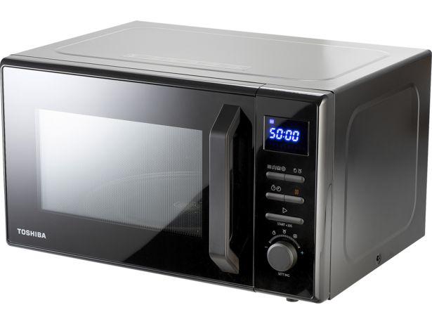 Toshiba MW2-AC25TF(BK) microwave