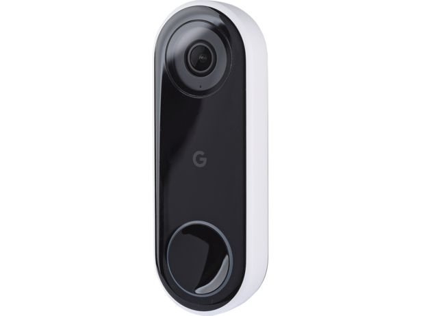 Nest Hello front view