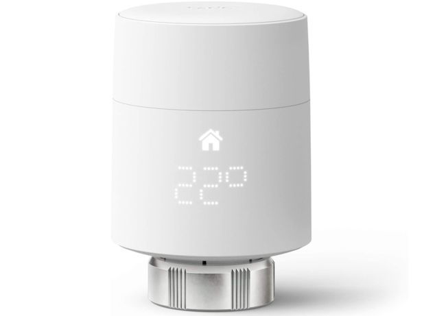 Tado Smart Radiator Thermostat front view