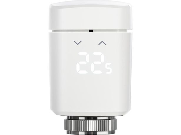 Eve Thermo Smart Radiator Valve front view