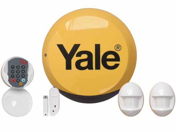 Yale HSA Essentials (YES-ALARMKIT) front view