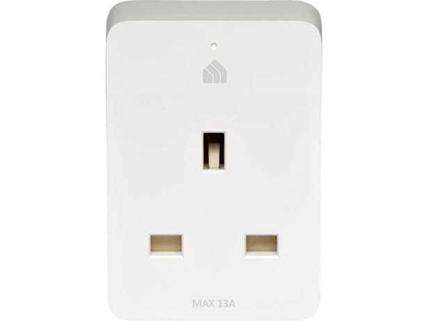 TP-Link Kasa Smart Wi-fi plug KP115 front view