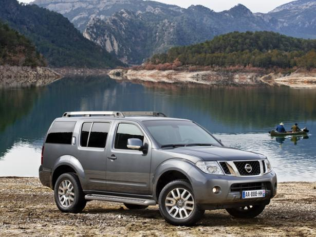 Nissan Pathfinder (2005 2014) Review
