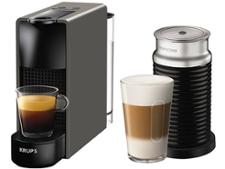 Krups Essenza Mini with Aeroccino XN110B40