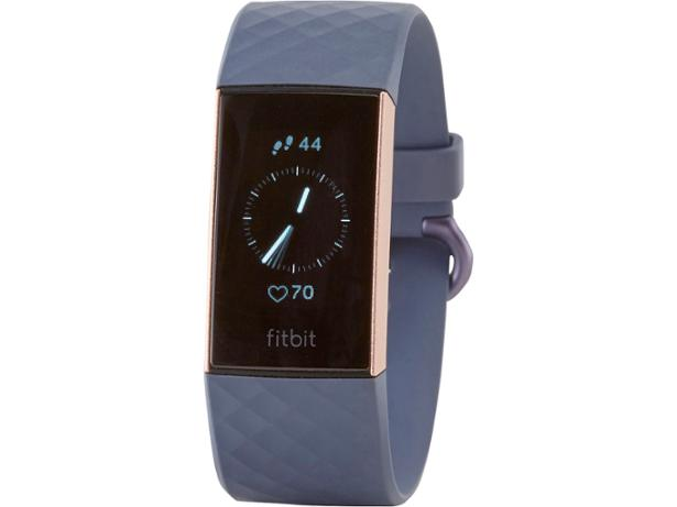 Fitbit Charge 3 front view