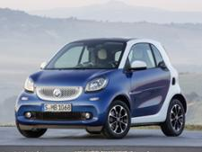 Smart Fortwo (2015-)