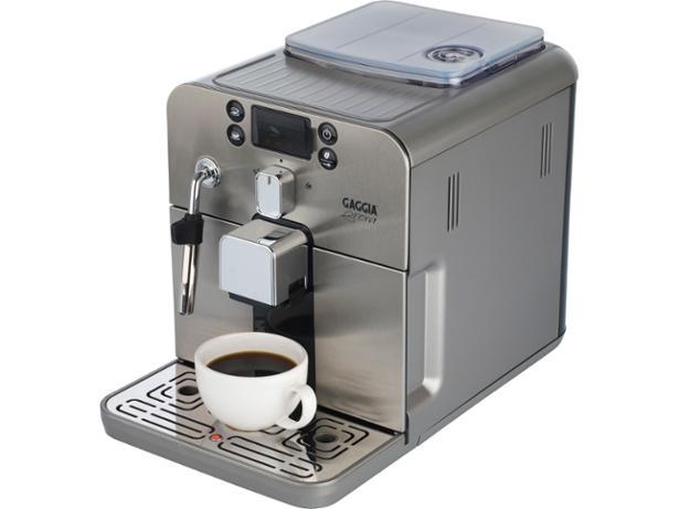 gaggia brera coffee machine review which. Black Bedroom Furniture Sets. Home Design Ideas
