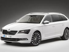 Skoda Superb estate (2015-)