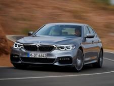 BMW 5 Series (2017-)