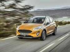 Ford Fiesta Active (2018-)