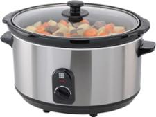 Lakeland 6L Slow Cooker 17168