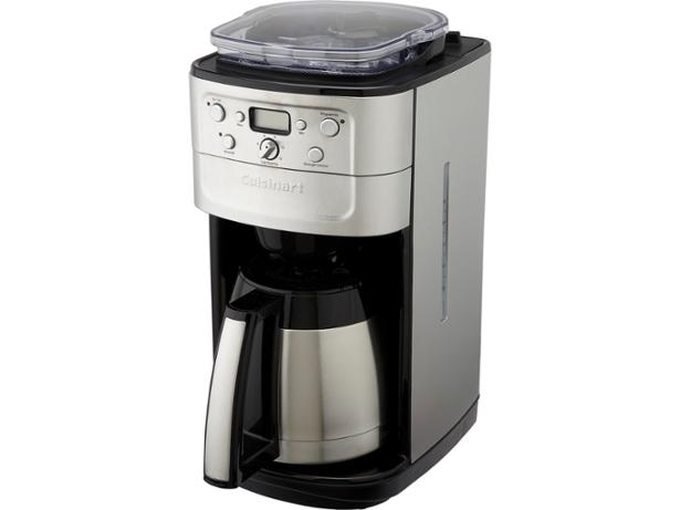 Cuisinart Dgb900bcu Grind And Brew Coffee Maker Review : Cuisinart Grind & Brew Plus DGB900BCU filter coffee machine review - Which?