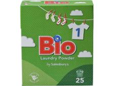 Sainsburys Bio Laundry Powder
