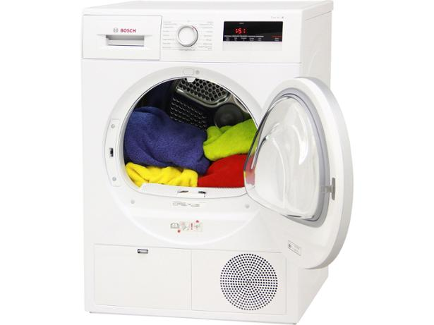 Bosch Wtn85200gb Tumble Dryer Review Which