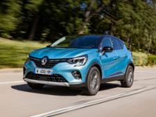 Renault Captur Plug-in Hybrid (2020-)
