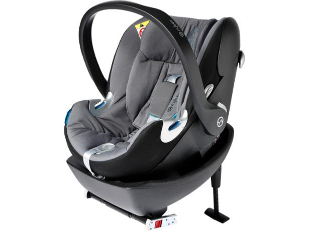 Cybex Aton Q Isofix child car seat review - Which?