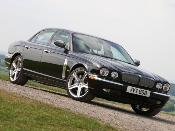 Jaguar XJ (2003 2009)