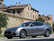 Maserati Ghibli (2013-)