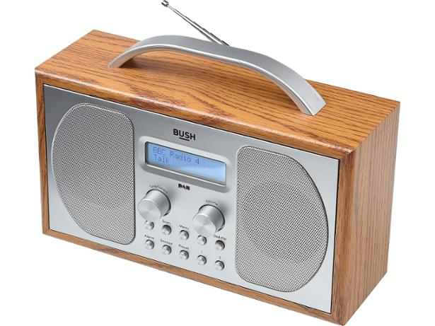 bush wooden dab radio dab 1507 radio review which. Black Bedroom Furniture Sets. Home Design Ideas