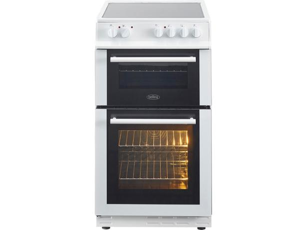 Belling Fs50edofcwhi Freestanding Cooker Review Which